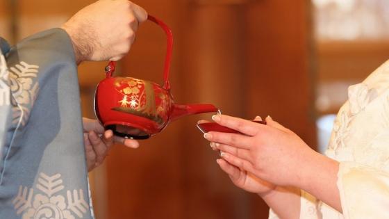 cerimonia di matrimonio buddista