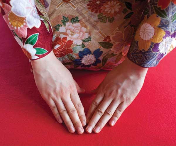 rinnovo promesse di matrimonio in Giappone