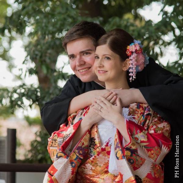 matrimonio in Giappone su misura