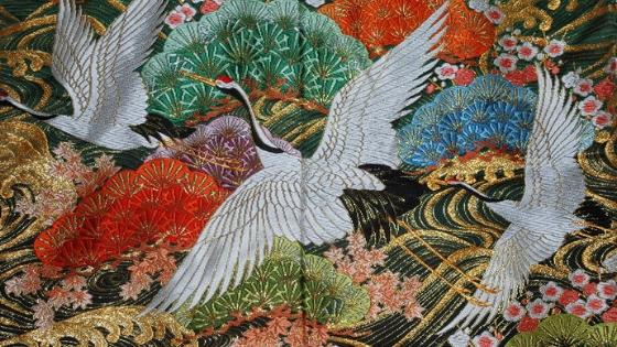 kimono da matrimonio in Giappone