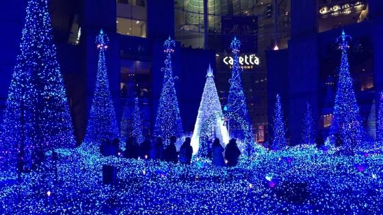 Natale in Giappone, la festa romantica per eccellenza