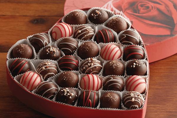 Cioccolato per San Valentino
