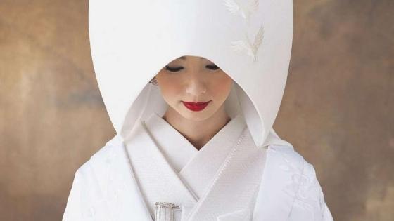Shiromuku, abito da sposa tradizionale per matrimonio in Giappone