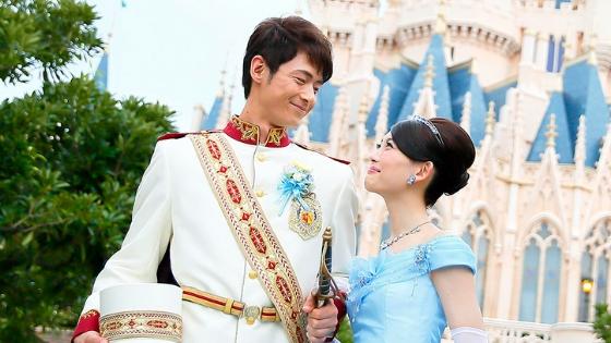 Matrimonio a Tokyo Disneyland