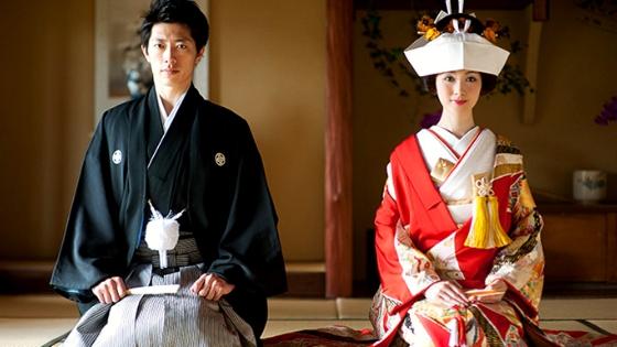 5 buoni motivi per sposarsi in Giappone